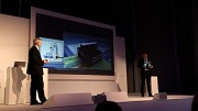 Intel demonstriert Display as a Service (Cebit 2013)