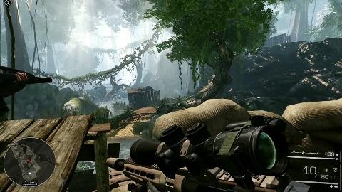 Sniper Ghost Warrior 2 - Trailer (Tactical Optics)