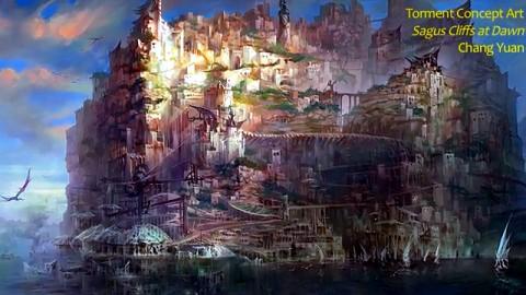 Torment Tides of Numenera - Trailer (Kickstarter)