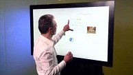 Bedienkonzepte für große Touchscreens
