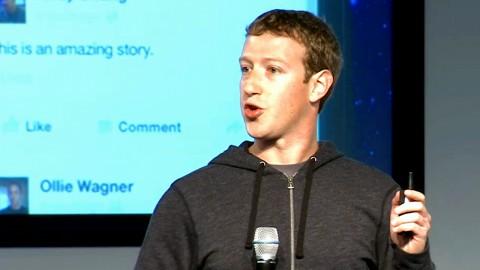Facebooks Neuerungen - März 2013 (komplette PK)