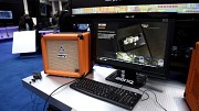Orange OPC - PC im Gitarrenverstärker (Cebit)