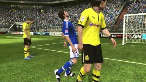 Fifa 13 - Bundesliga-Prognose (Schalke vs. Dortmund)