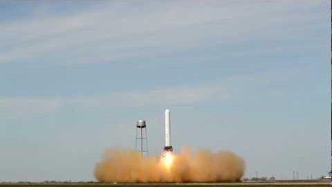 Testflug der Grasshopper 2 - SpaceX