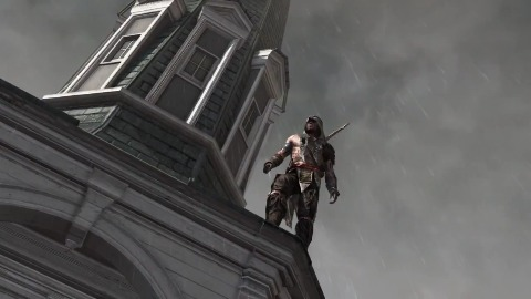 Assassin's Creed 3 - Trailer 2 (George Washington, DLC)