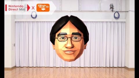 Nintendo Direct Mini (Flipnote Studio 3D)