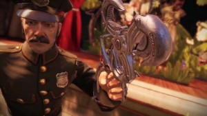 Bioshock Infinite - Trailer (False Shepherd)