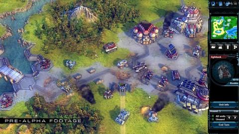 Battle Worlds Kronos - Trailer (Kickstarter)