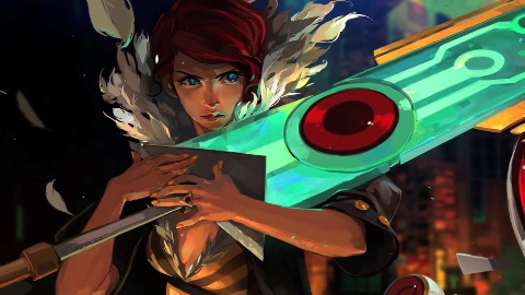 Transistor - Trailer (Gameplay)
