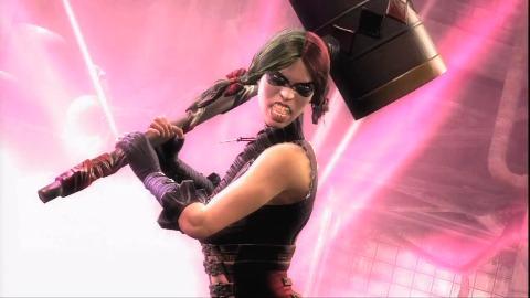 Injustice Gods Among Us - Trailer (Harley Quinn)