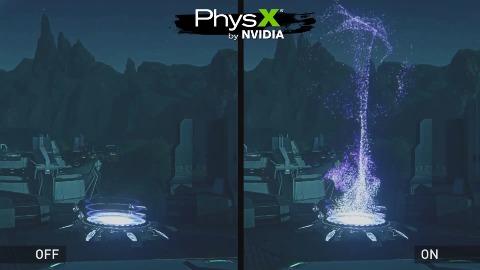Planetside 2 mit und ohne Nvidia PhysX im Vergleich