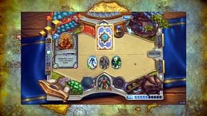 Hearthstone Heroes of Warcraft - Gameplay-Demo