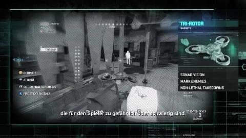 Splinter Cell Blacklist - Gameplay-Demo (Mühle)