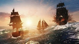 Assassin's Creed 4 Black Flag - Trailer (Gameplay)