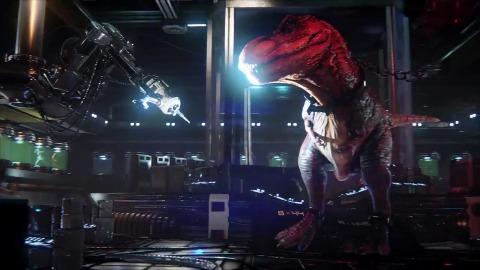 Primal Carnage Genesis mit Unreal Engine 4 für PS4