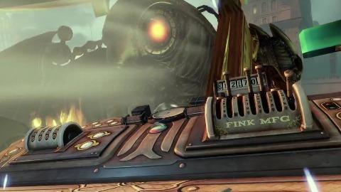 Bioshock Infinite - Trailer (Launch, deutsch)