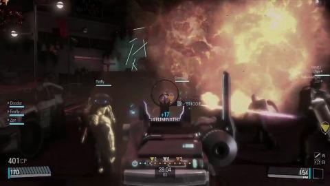 Blacklight Retribution für Playstation 4 - Trailer