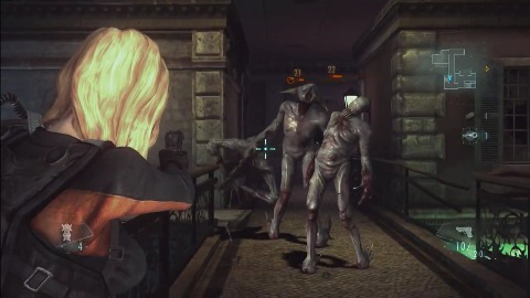 Resident Evil Revelations HD - Trailer (Rachel, Gameplay)