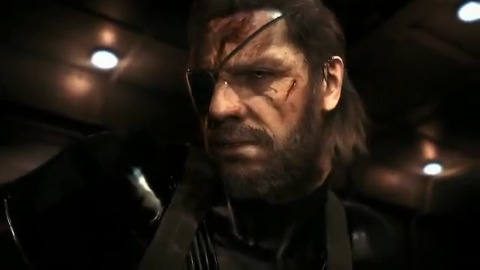Metal Gear Solid 5 The Phantom Pain - Trailer