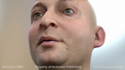 Activision zeigt Echtzeit-Character-Demo (GDC 2013)