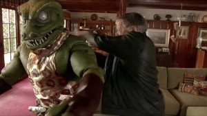 Star Trek Das Videospiel - William Shatner vs. Gorn