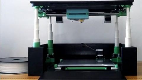 3D-Drucker J-Rev - Japicain