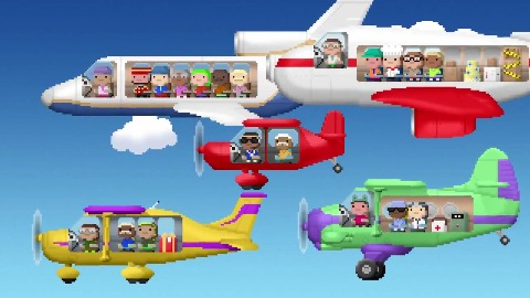 Pocket Planes - Trailer (iOS)
