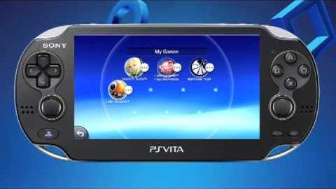 Playstation Vita - Trailer (Firmware 2.10)