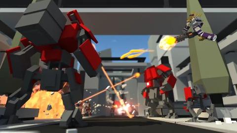 Minimum - Trailer (Gameplay, Debut)
