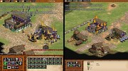 Age of Empires 2 HD Edition - Grafikvergleich mit Original