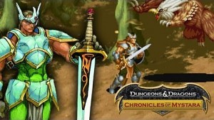 Dungeons and Dragons Mystara HD - Trailer (Fighter)