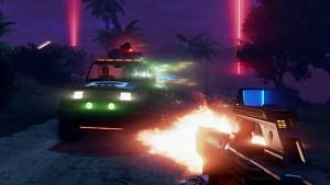 Far Cry 3 Blood Dragon - Trailer (Intro und Gameplay)
