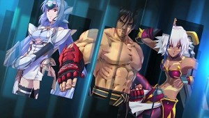 Project X Zone für 3DS - Trailer (Gameplay, Debut)
