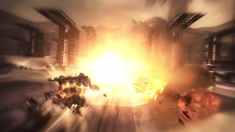 Armored Core Verdict Day - Trailer (Gameplay, Debut)