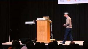 Google Glass auf der SXSW