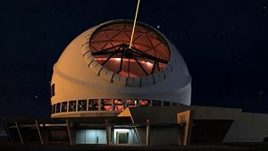 Thirty Meter Telescope - Animation