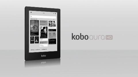 Kobo Aura HD - Trailer