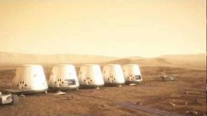 Mars One - Vorstellungsfilm