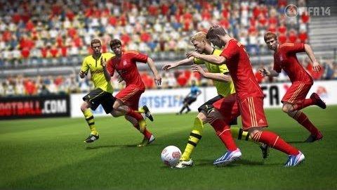 EA Sports TV mit Fifa 14 (Herstellervideo)