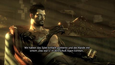 Deus Ex Human Revolution Director's Cut - Making-of