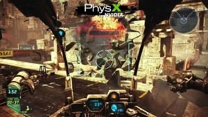 Hawken - Zerstörungseffekte mit Nvidia PhysX