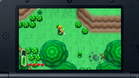 The Legend of Zelda A Link to the Past 2 - Ankündigung