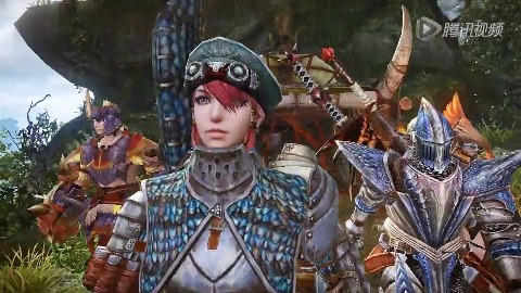Monster Hunter Online mit Cry Engine 3 - Trailer (Debut)