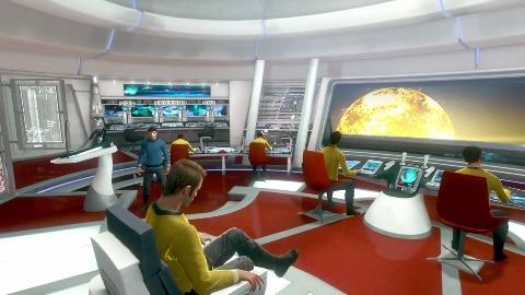 Star Trek Das Videospiel - Making-of (Tonstudio)