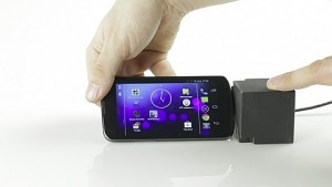 Andock-Prototyp - Vorschau (Dock für Nexus 4)
