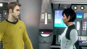 Star Trek Das Videospiel - Making-of (Story)
