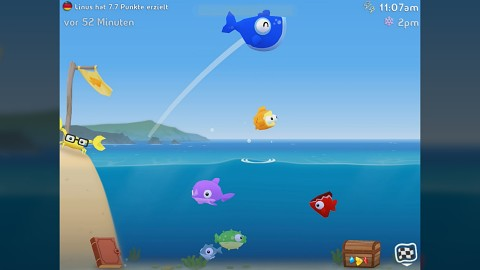 Fish Out of Water - Test-Fazit