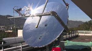 Hochkonzentrations-Photovoltaisches System