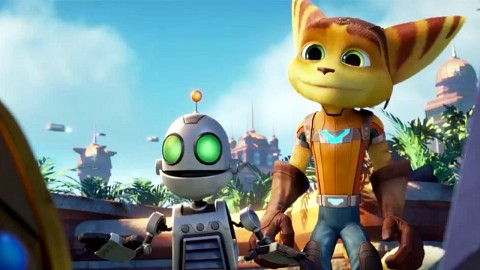 Ratchet and Clank als Kinofilm - Teaser