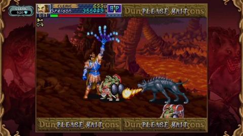 Dungeons and Dragons Mystara HD - Trailer (Kleriker)